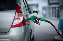 Car Refueling On A Petrol Stat...