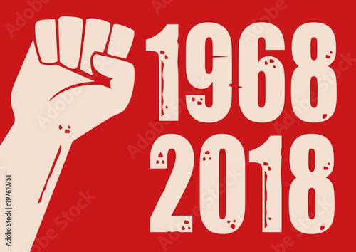 Tela mai 68 - liberté - manifestation - commémoration - anniversaire - révolte - révo