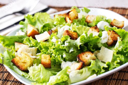 Fotografía  Caesar Salad
