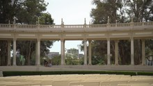 Two Girls At The Spreckels Organ Pavilion