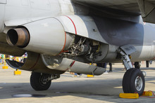 Detail Of Exhaust Of Military ...