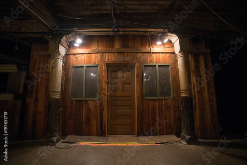 Photographie  Seattle Underground