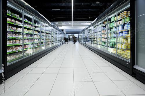Grande Distribution, hypermarché, supermarché,
