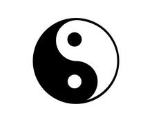 Simple Yin Yang Symbol
