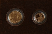 Gold Sovereign  And Half Sover...