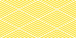 Summer background chevron pattern seamless yellow and white.