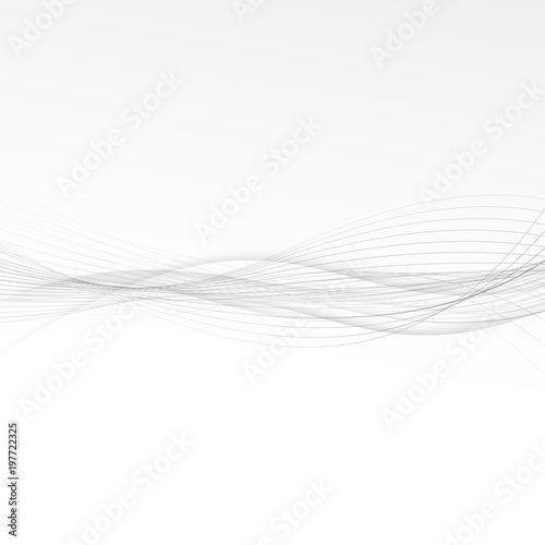 grey modern minimalistic soft lines fashion background