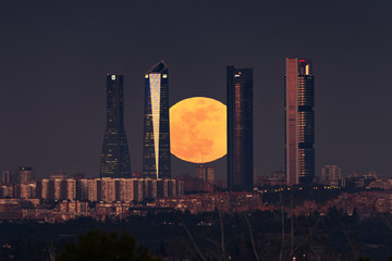 Luna de Madrid