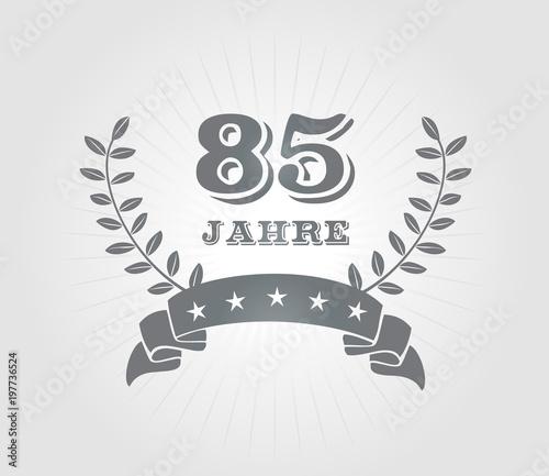 Fotografia  85 Jahre Laurel