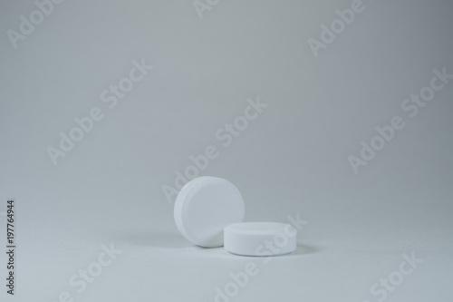 Fototapeta tablets cure medical obraz na płótnie