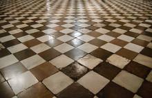 Chess Floor In Renaissance Cat...