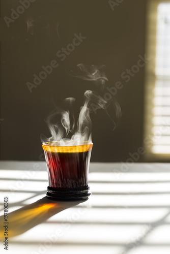 Tea Hot black Coffee