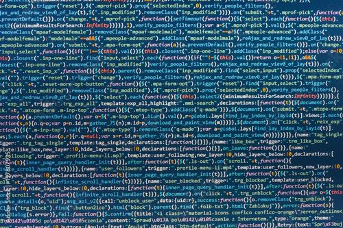 Information technology website coding standards for web