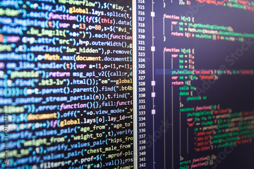 Software source code  Future technology creation process