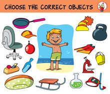 Choose The Correct Objects For...