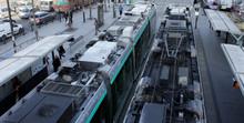 Paris - Gare De Tramway