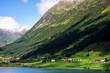Beautiful landscape of Norway