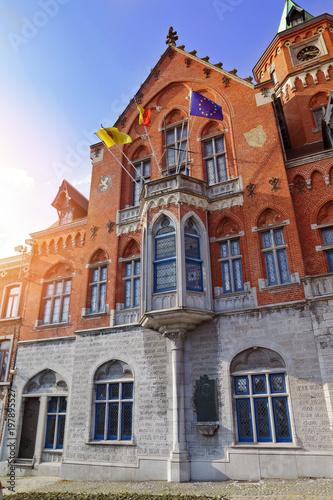 Maison Communale De Braine Lu0027alleud, Belgique