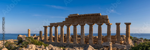 panorama Acropolis Canvas Print
