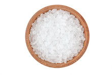 Coarse Salt Isolated