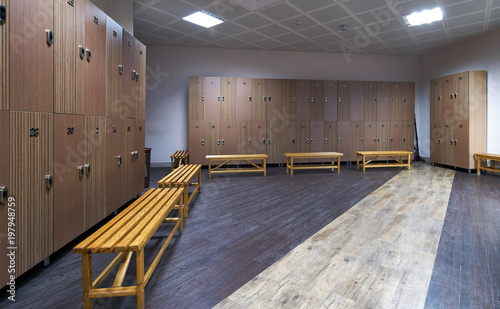 Astounding Interior Of Gym Locker Room Luxury And Clean Dressing Room Ncnpc Chair Design For Home Ncnpcorg
