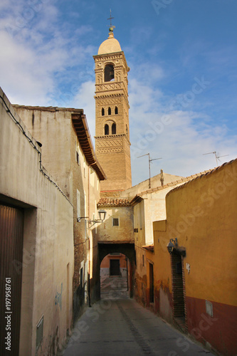 Fotografie, Obraz  Tarazona, Zaragoza, España