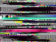 Glitch Computer Screen Data Error Fail Tv Signal