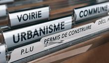 Dossier PLU, Plan Local D'Urbanisme Et Permis De Construire.