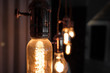 Incandescent spiral retro vintage warm lamp edison