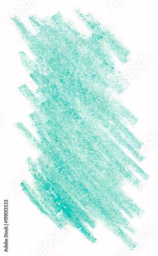 color blue green wax crayon pencils hand drawing pencils background
