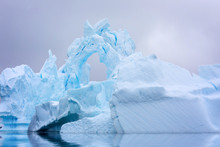 Ice Formation In Antarctica. J...