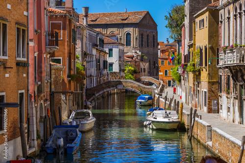 Venice cityscape - Italy © Nikolai Sorokin