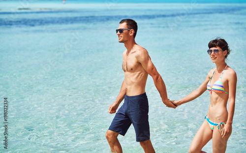 Fotografía  couple at the sea