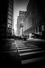 Morning Walk To Manhattan - New York City - NYC - USA