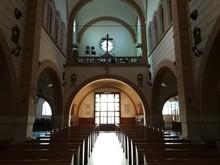 Pietrelcina - Entrata Della Sacra Famiglia