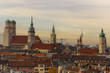munich rooftops
