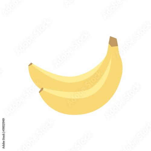 EPS Illustration - Cartoon banana. Vector Clipart gg101736678 - GoGraph