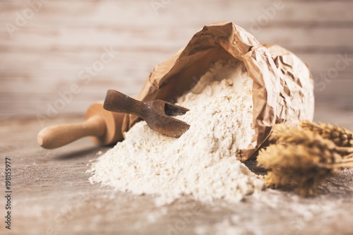 Stampa su Tela Bag of flour