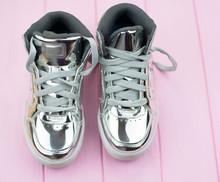 Sneakers Metallic Colors
