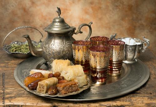 Fotografía  Moroccan hospitality