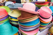 Many Women's Beautiful Hats Fo...