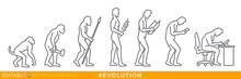 Evolution Homo Sapiens. Social...