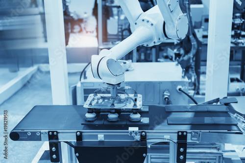 Stampa su Tela robotic pneumatic piston sucker unit on industrial machine,automation compressed