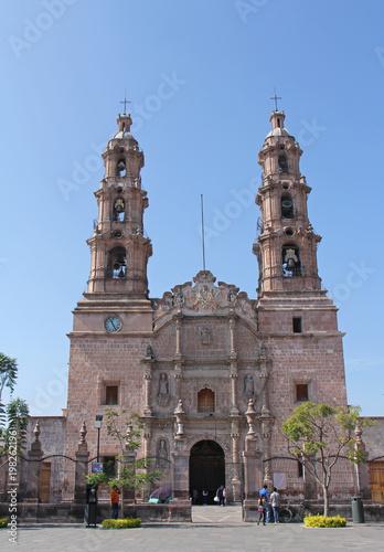 Catedral Basílica de Nuestra Señora de la Asunción de Aguascalientes Mexico #198262196