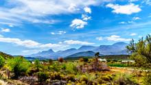 The Little Karoo Region Of The...