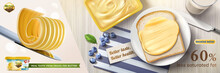 Creamy Butter Ads