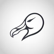 Albatross Logo Icon Design, Ve...