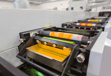 Flexographic Printing Machine ...