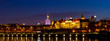 Night Warsaw