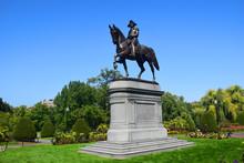 Boston Public Gardens George W...